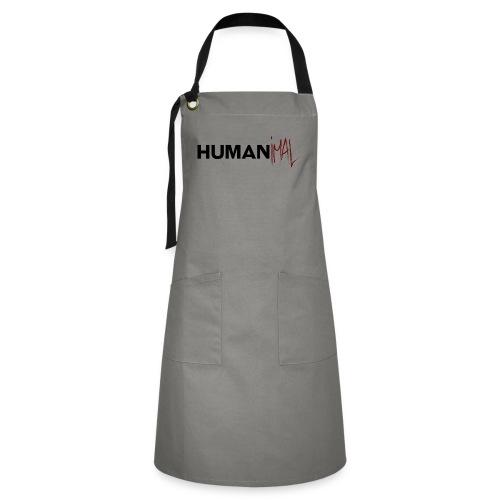 humanimal - Tablier contrasté