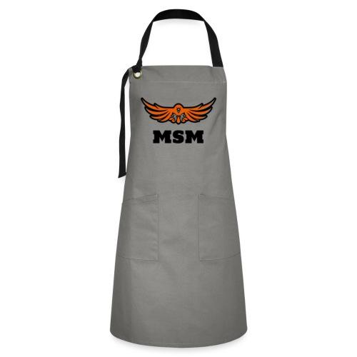 MSM EAGLE - Kontrastforklæde