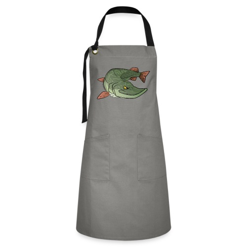 Red River: Pike - Artisan Apron