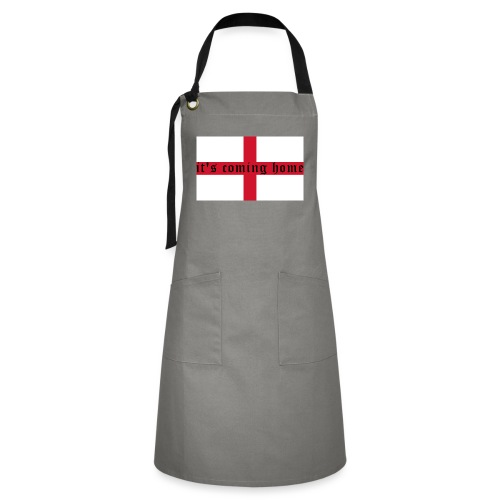 England 21.1 - Kontrastschürze