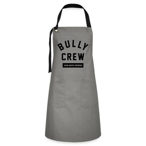 Bully Crew Letters - Kontrastschürze