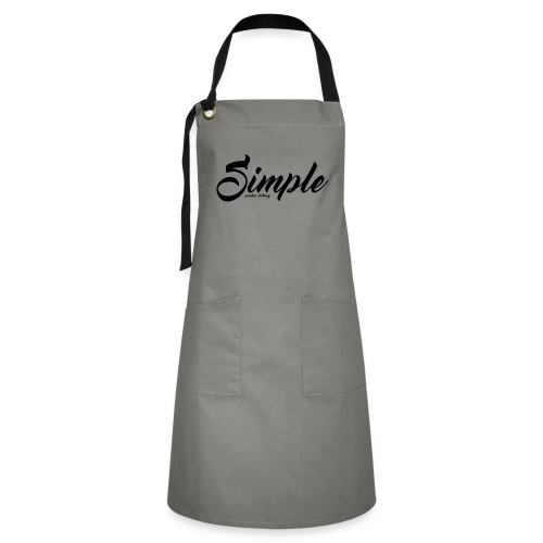 Simple: Clothing Design - Artisan Apron