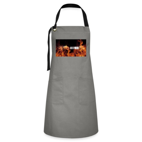 Barbeque Chef Merchandise - Artisan Apron
