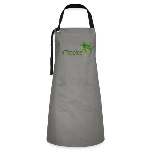tropicc - Tablier contrasté