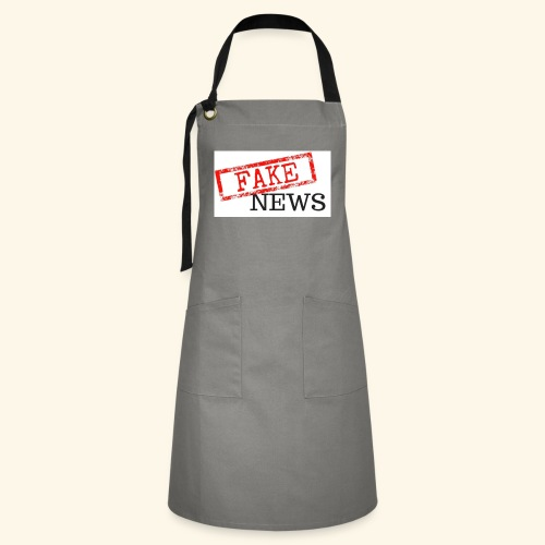 fake news - Artisan Apron