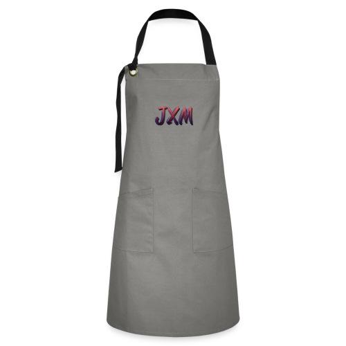 JXM Logo - Artisan Apron