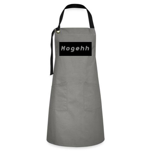 Mogehh logo - Artisan Apron