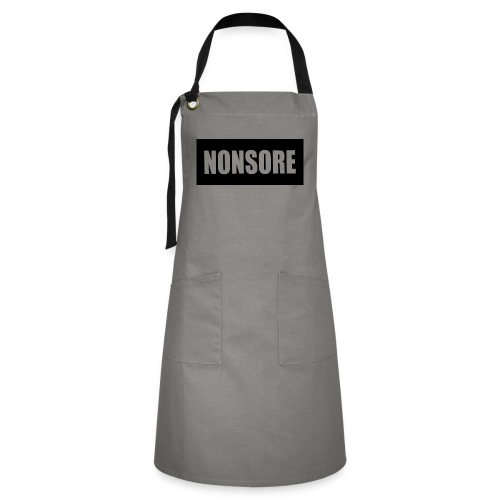 nonsore - Kontrastforklæde