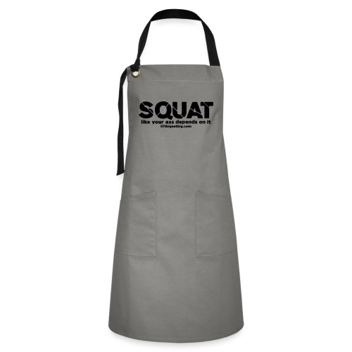 squat - Artisan Apron