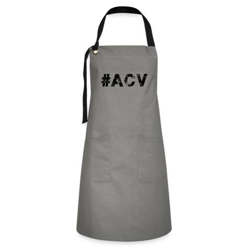 #ACV Logo - Kontrastschürze
