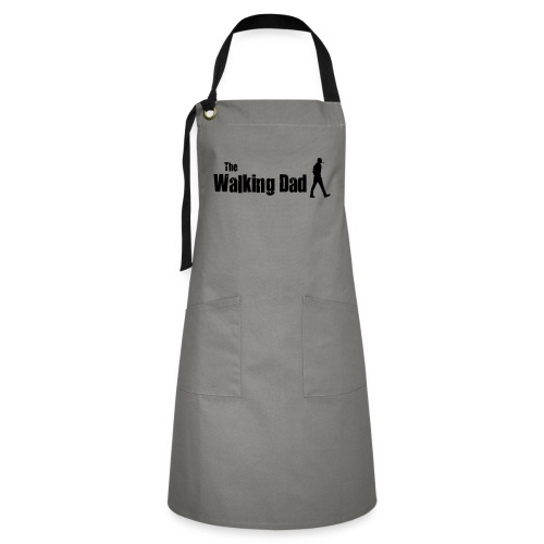 the walking dad - Artisan Apron