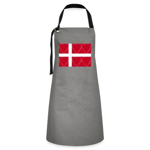 Dänemark 21.2 - Kontrastschürze