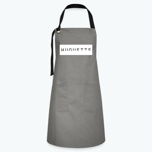 Huguette - Tablier contrasté
