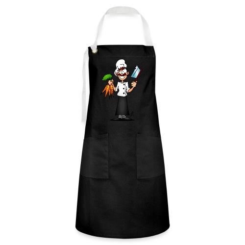 The vegetarian chef - Artisan Apron