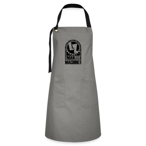 for all the bikers - Artisan Apron