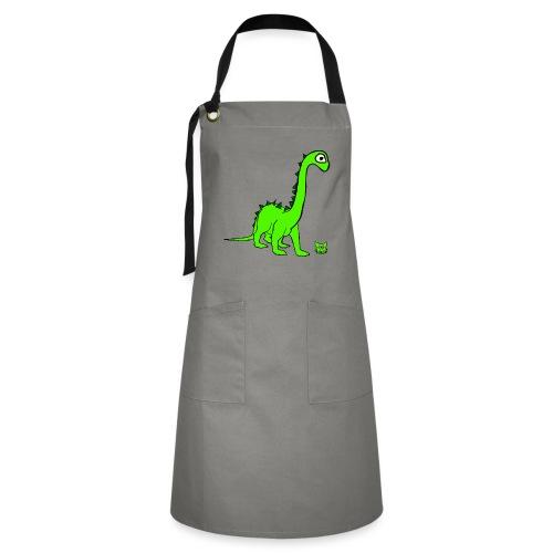 dinosauro - Grembiule artista