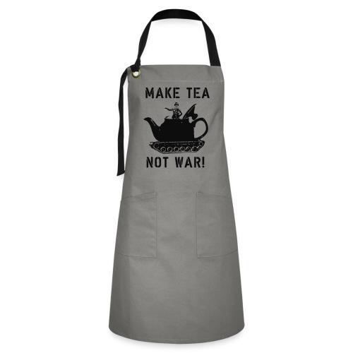 Make Tea not War! - Artisan Apron