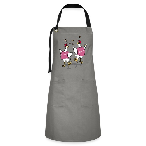 Hen Party (pink) - Artisan Apron