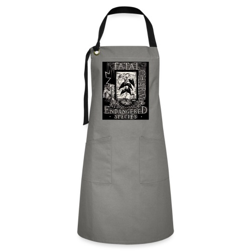 fatal charm - endangered species - Artisan Apron