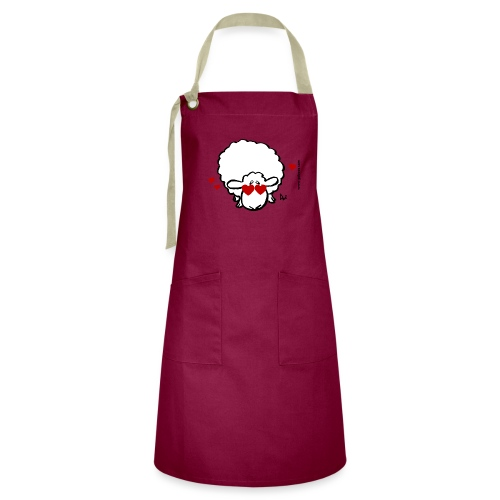 Eye Love Ewe - Artisan Apron