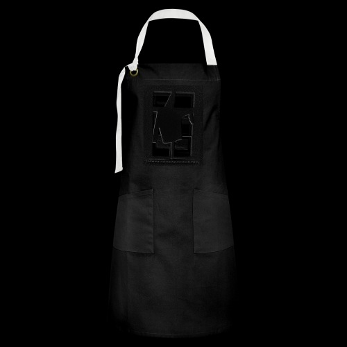 Dark Negative - Artisan Apron