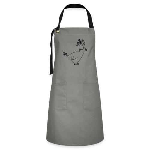 Cosmic Chicken - Artisan Apron