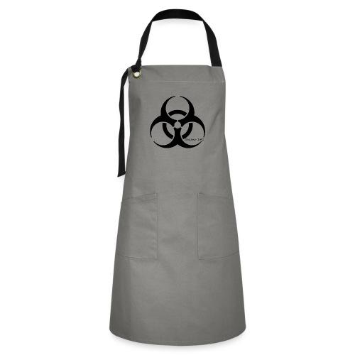Biohazard - Shelter 142 - Kontrastschürze