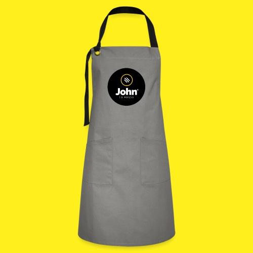 logo john - Delantal Artesanal