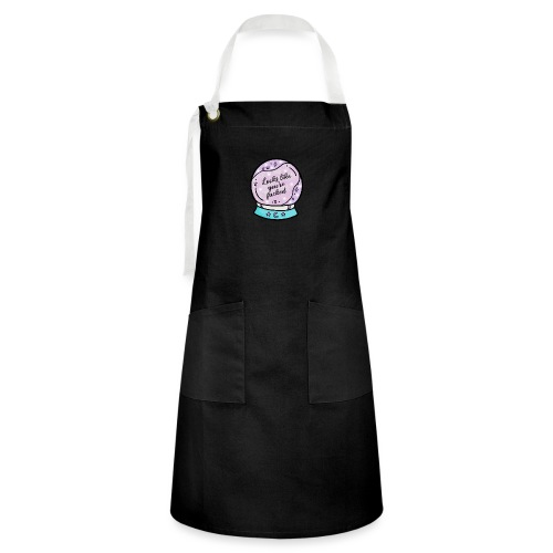 2020 Worst Year Ever Psychic - Artisan Apron