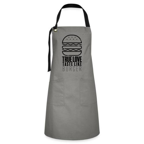 Burger Lover - Tablier contrasté