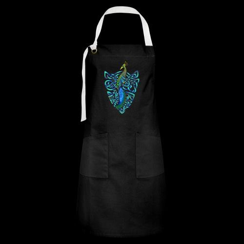 Peacock - Artisan Apron