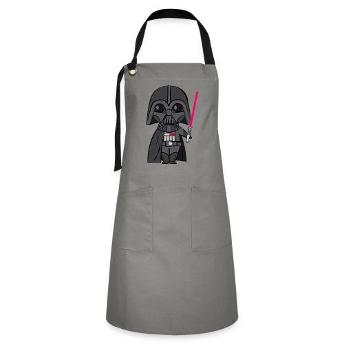 Darth Vader - Tablier contrasté