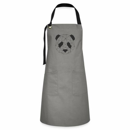 panda - Tablier contrasté