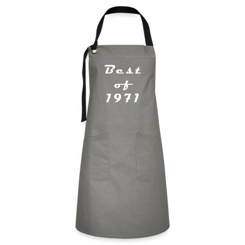 Best of 1971 - Kontrastschürze