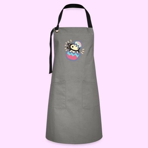 Easter Pinkguin (Yellowguin?) - Kontrastforklæde