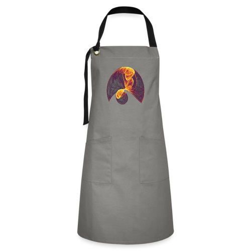 Parachute in the Inferno - Artisan Apron