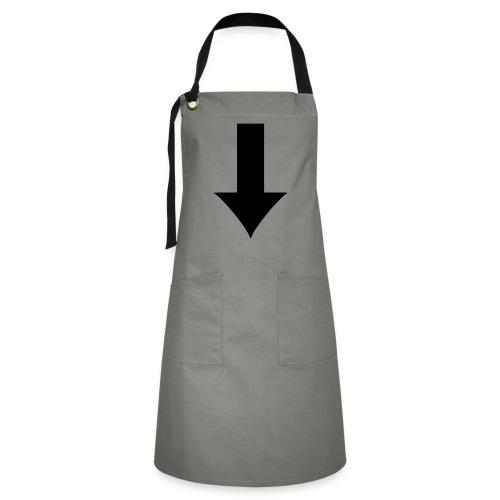 Arrow - Kontrastförkläde