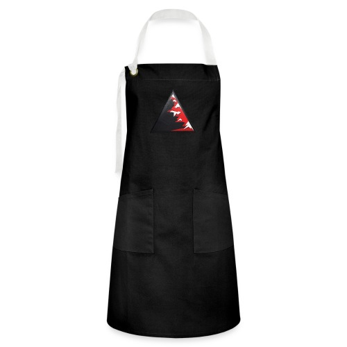 Climb high as a mountains to achieve high - Artisan Apron