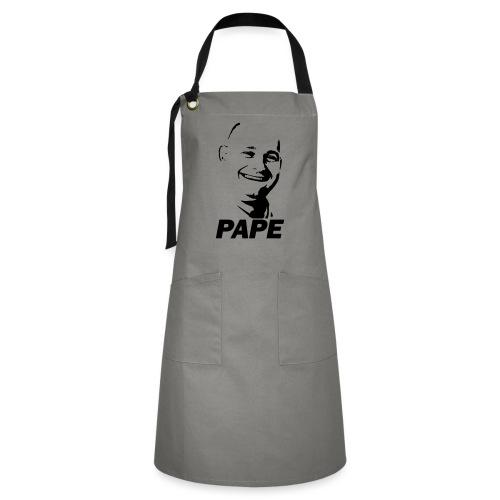 PAPE - Kontrastforklæde