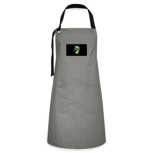 skeleton official logo - Artisan Apron