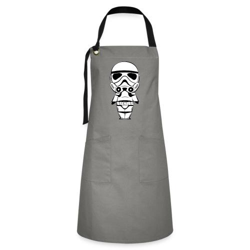Stormtrooper - Tablier contrasté