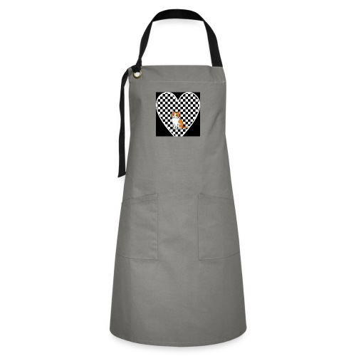 Charlie the Chess Cat - Artisan Apron