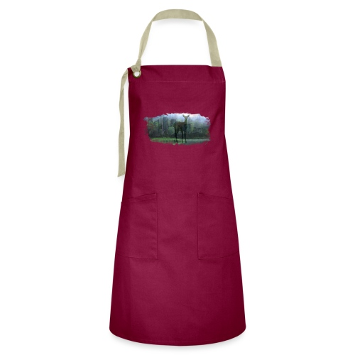 Nature in the City - Artisan Apron