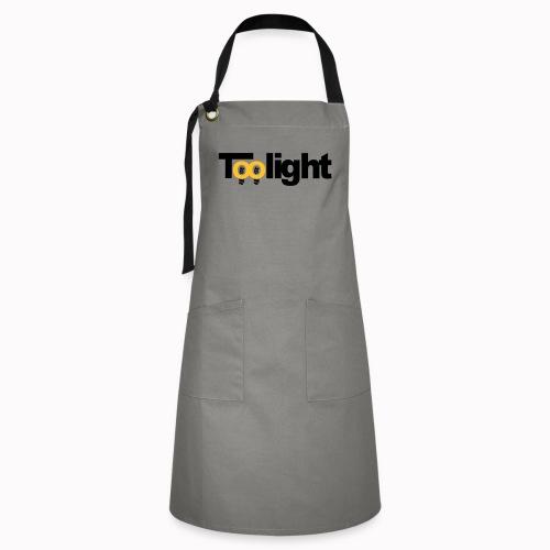 toolight off - Grembiule artista