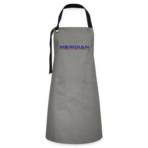 Meridian - Grembiule artista