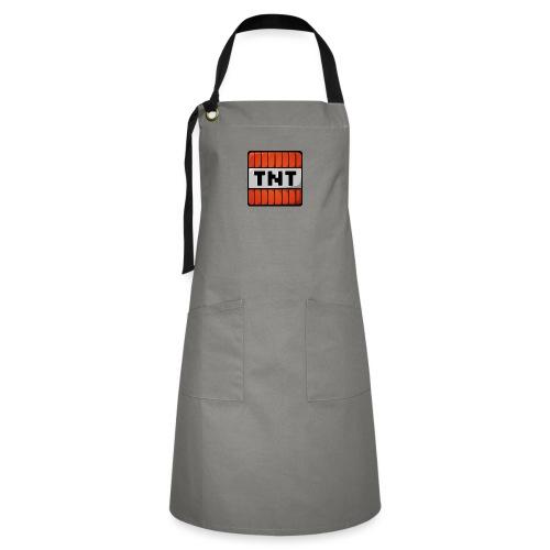 TNT - Kontrastschürze