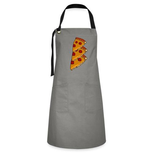 pizza - Kontrastforklæde