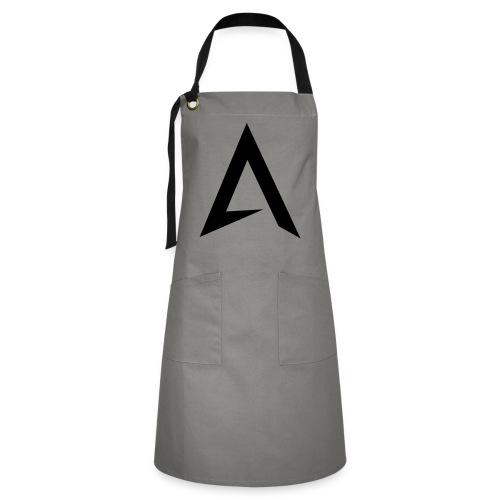 alpharock A logo - Artisan Apron