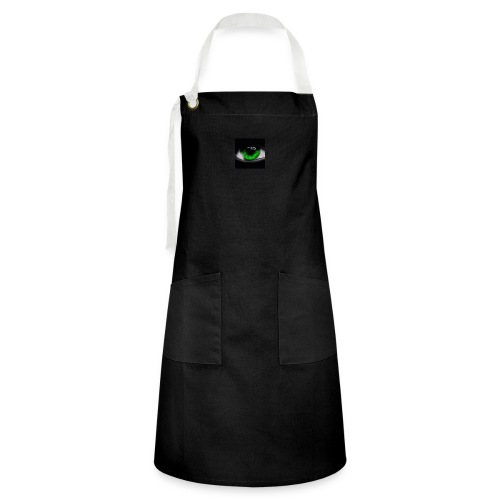 Green eye - Artisan Apron