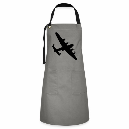 Bomber Plane - Grembiule artista